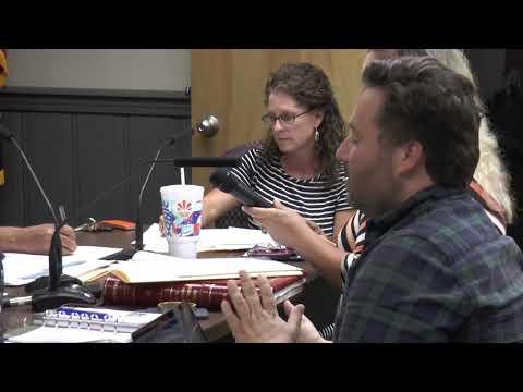 Jamestown City Council Meeting 8/14/17