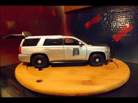 124 POLICE Alabama State Police 2015 tahoe with leds  YouTube