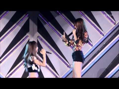 Jessica (SNSD) & Krystal F(x) - Tik Tok