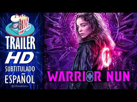 WARRIOR NUN (2020) Primera Temporada  🎥 Tráiler Oficial En ESPAÑOL (Subtitulado) 🎬 Serie, Netflix
