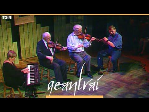 Eamon +Geraldine Cotter Paddy Canny Peader O'Loughlin Geantraí 1998.