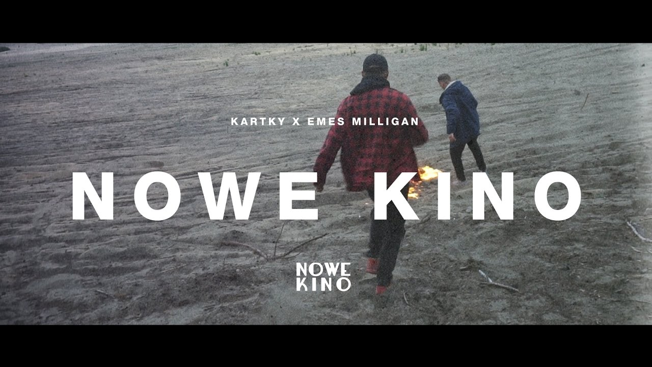 Kartky x Emes Milligan - Nowe Kino (prod. Emes Milligan)