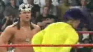 Jeff Hardy Out Dances Grandmaster Sexay