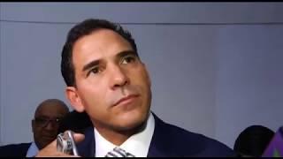 Entrevista al senador Pablo Escudero del 31 de agosto de 2017