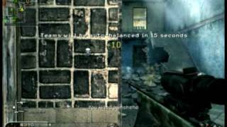 Gambar cover Call of duty 4 ~ EMF ~ Sniper montage