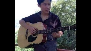 kinh hòa bình ( guitar finger style)