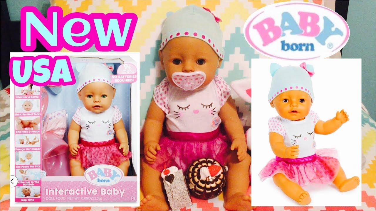 Baby Born By Zapf Creations New Baby From Us Hispanic