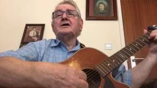 A song for a stormy night,secret garden covered by DERRY JOHN