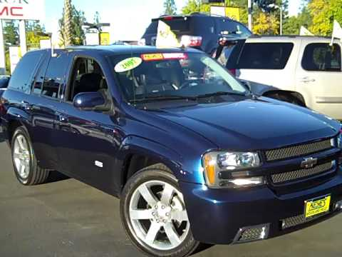 your 2007 chevy trailblazer ss is at keyes gmc youtube. Black Bedroom Furniture Sets. Home Design Ideas
