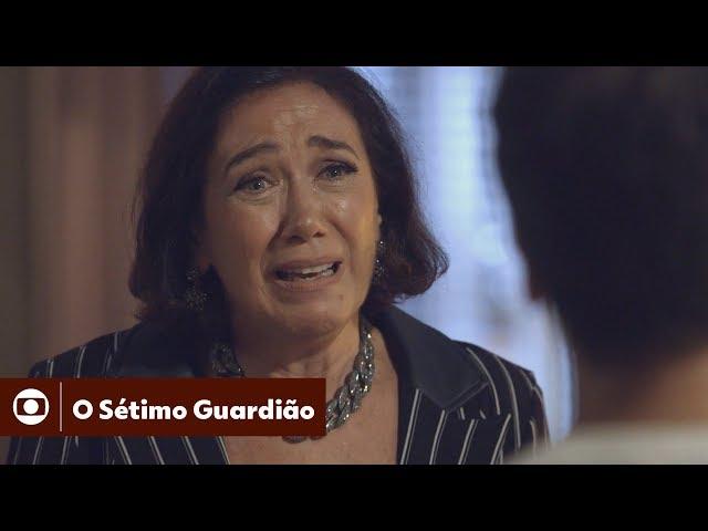 O Sétimo Guardião: capítulo 103, segunda, 11 de março, na Globo