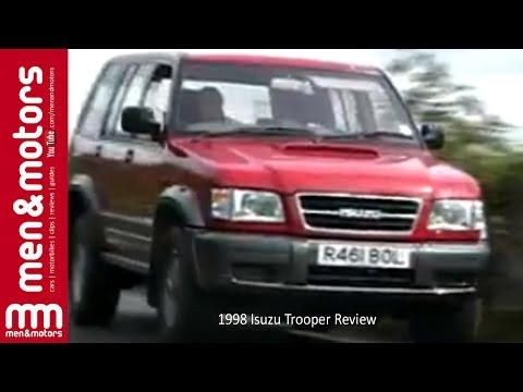 Isuzu Rodeo Trooper Problems Doovi