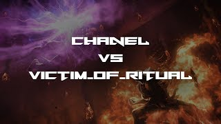 CHANEL (GEESE & ALISA) VS. VICTIM_OF_RITUAL (NINA) | STICK MALFUNCTION