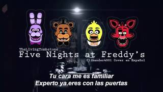 Cancion con letras de 5 Noches En Freddy