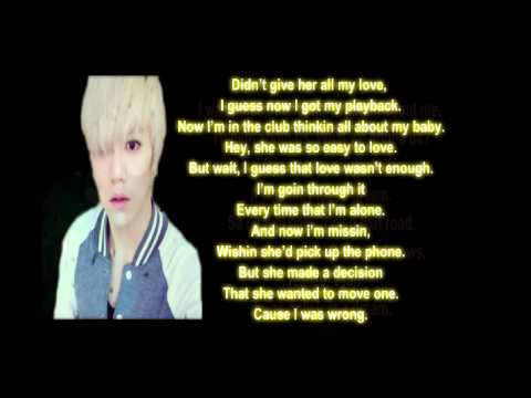 lc9  just a dream   (Nelly Cover) color code
