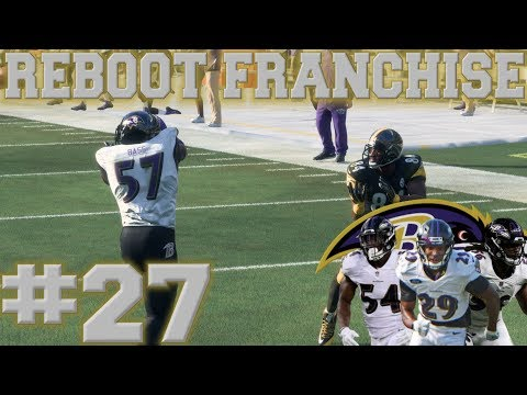 Potential DROY vs Antonio Brown Decides the Game   Reboot Franchise   Episode 27