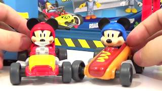DISNEY MICKEY AND THE ROADSTER RACERS Play Se...