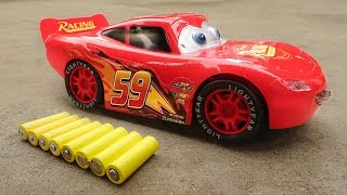 Kids video about Race Cars & Sports Car Race in the play area for children - I259U
