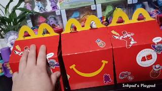 3 of The 40th Anniversary Surprise Happy Meals