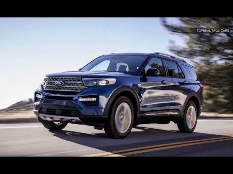 2020 Ford Explorer Hybrid Interior and Exterior