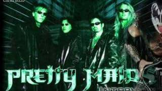 Pretty Maids - Hard luck woman ( kiss cover )
