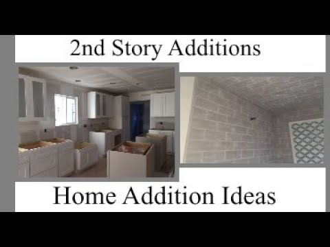 Let's Build: 2nd Story Additions - Home Addition Ideas - YouTube on how to design a kitchen remodel, how to do a room addition, how to build addition to house,
