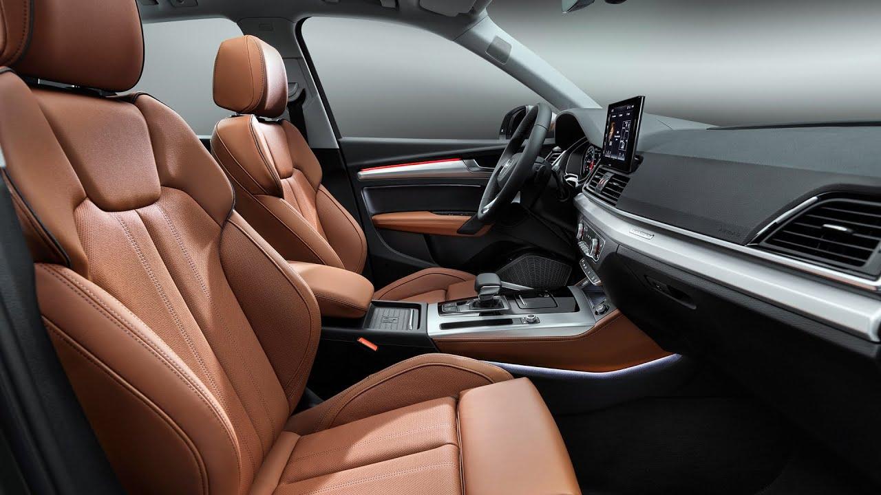 2021 Audi Q5 - INTEROR