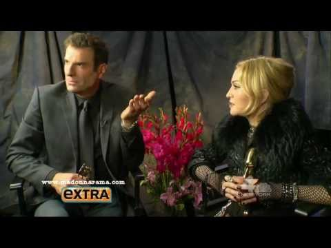 Madonna talks age, MDNA Tour DVD and more with Jerry Penacoli [Extra]