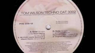 Tom Wilson - Techno Cat (CJ Stone Remix)