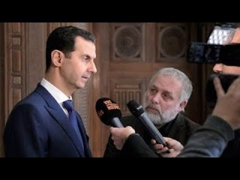 Bashar Al Assad Interview with Belgian Media