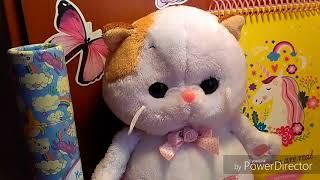 Покупки Басика|Лили| Что купили котята? Расспоковка.