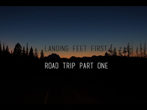 Road Trip Part One: Iowa, Nebraska, and Wyoming