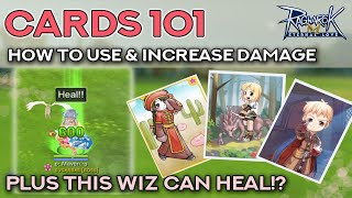 CARDS 101: INCREASE DAMAGE + SPECIAL EFFECTS | Ragnarok Mobile Eternal Love