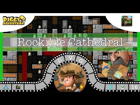 [~Scandinavia Father~] #16 Roskilde Cathedral - Diggy's Adventure
