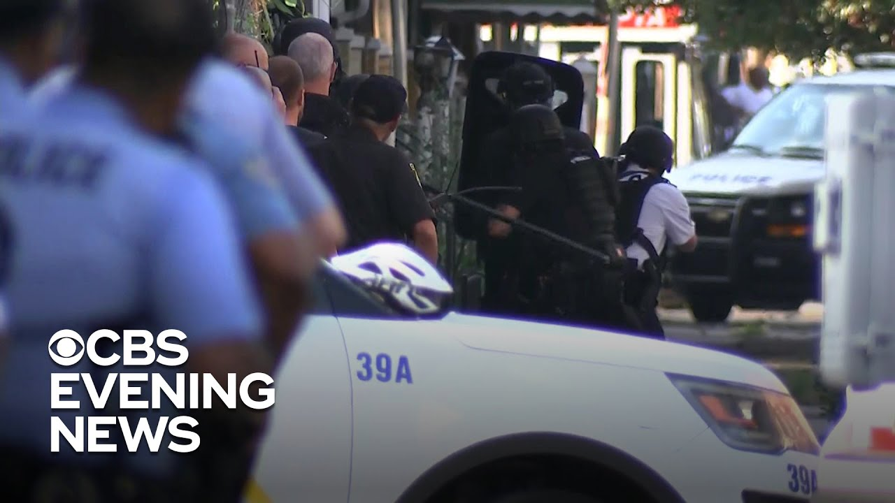 Multiple officers shot near Philadelphia's Temple University