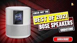 TOP 3 Bose Speakers of 2021 - …