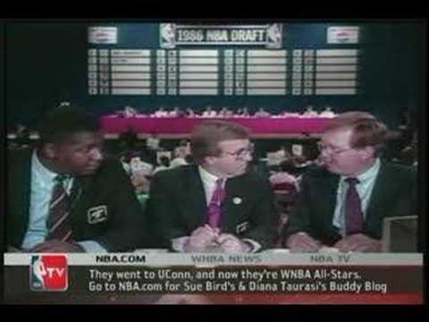NBA Draft Moments- Len Bias