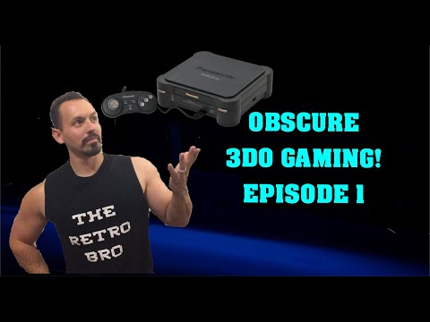 Obscure 3DO Gaming Episode 1 |
