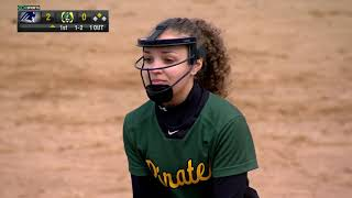 Champlin Park vs Park Center Girls High School Softball
