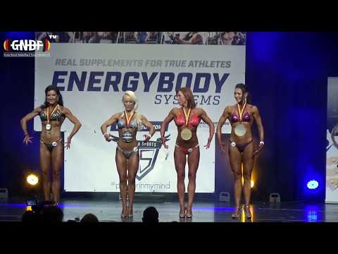 WOMEN FITNESS-FIGURE 35+ (3rd GNBF IGC 2017) / NATURAL BODYBUILDING