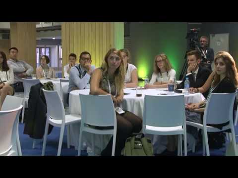 Special Session EAGE Young Professionals Paris 2017