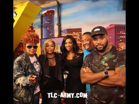TBoz on why she beat her cousin and why the next TLC video is delayed October 11, 2017