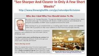 Natural Perfect Vision Review - Improve Vision Naturally