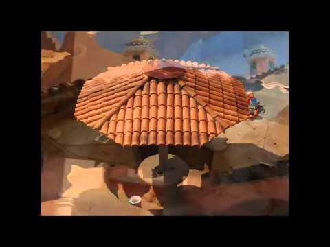 Como se hace una palapa youtube for Como hacer una terraza techada