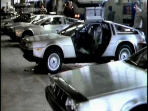 Car Crash: The DeLorean Story (Part 5 of 7)