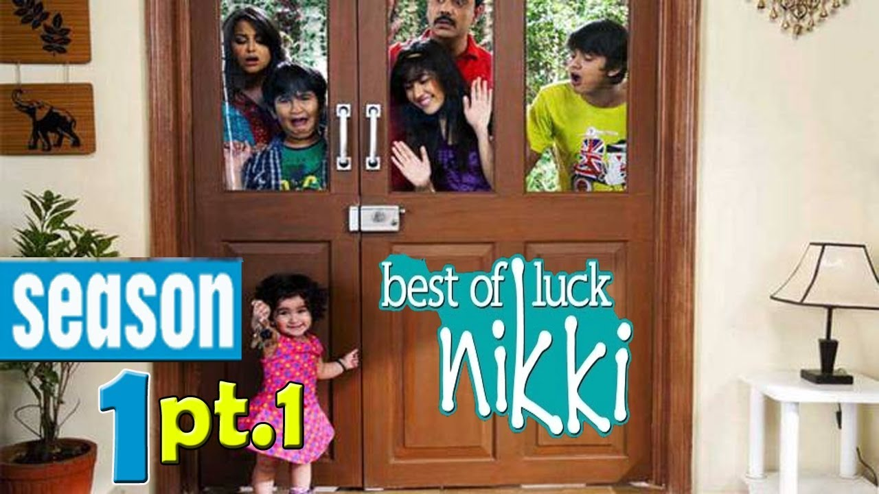 Download Pt.1 : Best Of Luck Nikki Season 1 | Funny Show 2017-2018