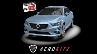 Aerokitz, Aksesoris Modifikasi Mazda 6 (Dynamic Style)