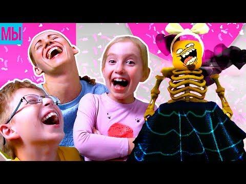 Самый смешной ПОКАЗ МОД ЧЕЛЛЕНДЖ с Мамой Роблокс мультик видео для детей детский летсплей