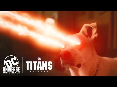 Titans | Conner Kent & Krypto | DC Universe | The Ultimate Membership