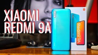Обзор REDMI 9A. Что случилось с Xiaomi?