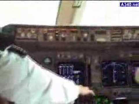 Melhores momentos decolagem Boeing 747-400
